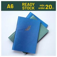 READY Souvenir Unik Notes Notebook Jasmine A6 Jilid Staples Pernikahan