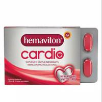 HEMAVITON CARDIO 500 MG 1 BLISTER 10 TABLET