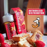 Blondies 100ml Strawberry Cheese Cream Bake IDJ Premium liquid