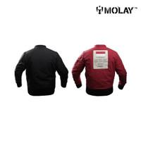 Jaket Molay™ Mellivora Flying Jacket