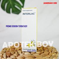 Interlac Drop 5 ml | Probiotik drop 5ml