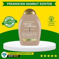 OGX Organix Niacin & Caffein SHAMPOO untuk Rambut Rontok 385 ml ORI US