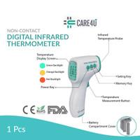 Thermometer Digital Infrared Gun Care4U / 1 Sec Quick Accurate