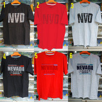 T Shirt Nevada Jeans Company Kaos Oblong Original