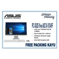 PC AIO ASUS V241F Touchscreen core i7-8565U Ram 8Hdd 1TB + 128 Ssd