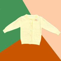 Baju Sweater Rajut Cardigan Atasan Anak Perempuan Import Real Pic No22 - SIZE 6