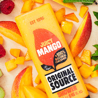 Sabun Mandi Shower gel Mango Original Source 250 mL