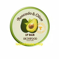 SKINFOOD Avocado & Olive Lip Balm (Original) Skin food