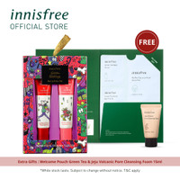 [innisfree] [Limited Edition] My Lip Balm Set