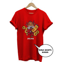 Kaos Baju Combed Distro KOiN SAPi imlek sincia polos custom indonesia