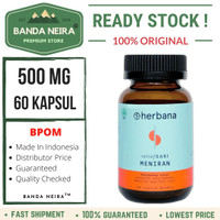 Herbana Meniran 60 Kapsul 500 Mg