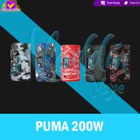 Authentic 100% Mod Vape Vapor Storm Puma 200W Tc Box Mod Authentic