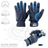 BEST SELLER - sarung tangan gunung ski lapangan outdoor xaba