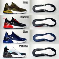 Sepatu pria nike airmax 270 premium import - Putih, 39