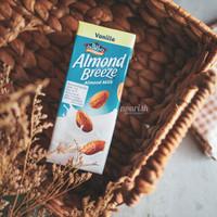 Blue Diamond, Almond Breeze Almond Milk Vanilla 180ml