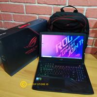 Laptop Gaming Asus ROG GL503GE Hero Intel Core i7 8750H GTX 1050ti