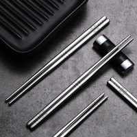 Sumpit Korea Sujeo Stainless Steel Ringan SUS 304 High Quality