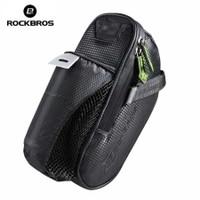 Rockbros Tas Sepeda Lipat MTB Roadbike Waterproof W Holder Botol Minum