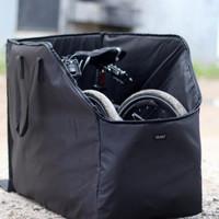 Tas Box Cover Sepeda / PEXBOX untuk Sepeda Lipat Brompton dll