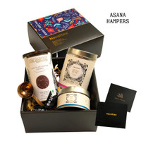 Hampers ASANA | Haveltea x The Harvest | Choco Cookies & Tea Gifts
