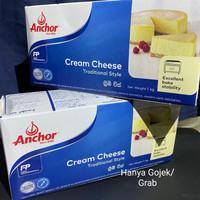 Cream Cheese Anchor 500gr Repack