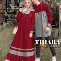 ra baju couple gamis koko busana muslim fashion pria wanita