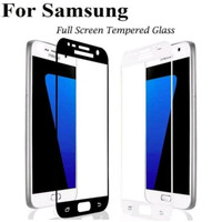 Tempered Glass SAMSUNG J7 PRO 2018 Warna Color Full Layar 2.5D 9H