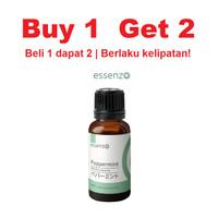Essenzo Peppermint Essential Oil - 10mL (Meredakan Flu dan Migrain)