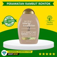 OGX Organix Niacin & Caffein CONDITIONER untuk Rambut Rontok 385 ml