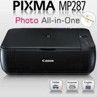 Printer Canon MP287 All in One (Print, Scan, Copy)