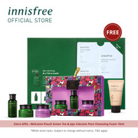 [innisfree] [Limited Edition] Winter Glow Skin Set