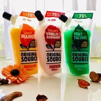 Sabun Mandi Shower gel Mango Original Source 500 mL