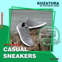 Sneakers Cowok Sepatu Casual Pria Kuzatura NC KZS 225