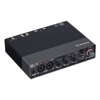Steinberg UR24C - 2x4 USB Audio Interface with iOS Support