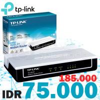 TP-LINK TD-8840T ADSL2 + Modem Router