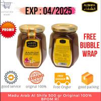 Madu Al Shifa / AlShifa Natural Honey 500 gr