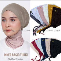 Ciput Basic Turkey / Inner kaos tali