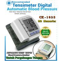 Tensimeter Digital /Pengukur Tekanan Darah/Blood Pressure alat tensi