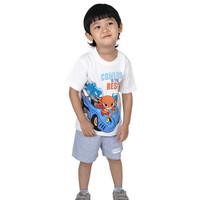 KIDS ICON - Set Anak Laki-Laki DC Superfriend 03-36 Bln - DC8K0100200
