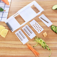 Alat Potong sayur kitchen set 4 in 1 slicer cutter chopper peeler cook