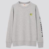 Sweater Uniqlo Mickey Mouse x Keith Haring Sweatshirt Original 430388