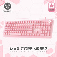 Fantech SAKURA EDITION MaxCore MK852 Keyboard Gaming Mechanica