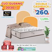 King Koil Hanya Kasur Spring Bed Chiro Endorsed 100 x 200