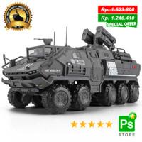 Mainan LEGO Model Mobil Truk Army Xiaomi ONEBOT Premium - Promo
