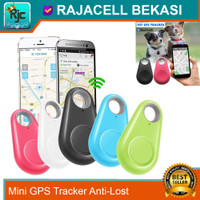 Mini GPS Tracker Anti-Lost iTag Bluetooth BLE 4.0 Tag Pelacak Lokasi