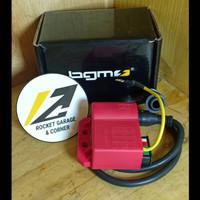 Koil CDI Racing BGM Merah Set Vespa Classic PX New PX Exel Exlusive LM