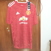 Jersey Manchester United Home 2020/2021 Oiginal