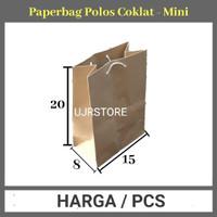 paper bag polos mini kertas