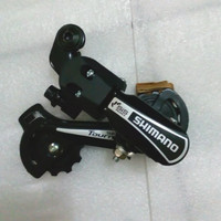 RD Sepeda Shimano Tourney TY21 Model Gantung 6 sd 7 Speed