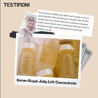 Skincareviral_77 Jafra Serum Royal Jelly lift concentrate